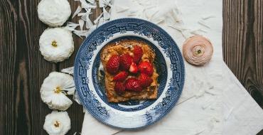 Французькі тости (грінки) - рецепт французьких тостів
